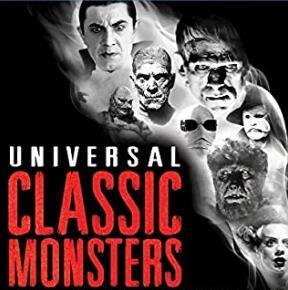 """7 klassische Horrorfilme (OV) als Stream """"Dracula"""", """"Frankenstein"""", """"The Mummy"""", """"The Invisible Man"""", """"The Wolf Man"""", ... ab heute 21 Uhr"""