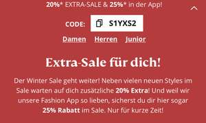 20/25 % bei S.Oliver