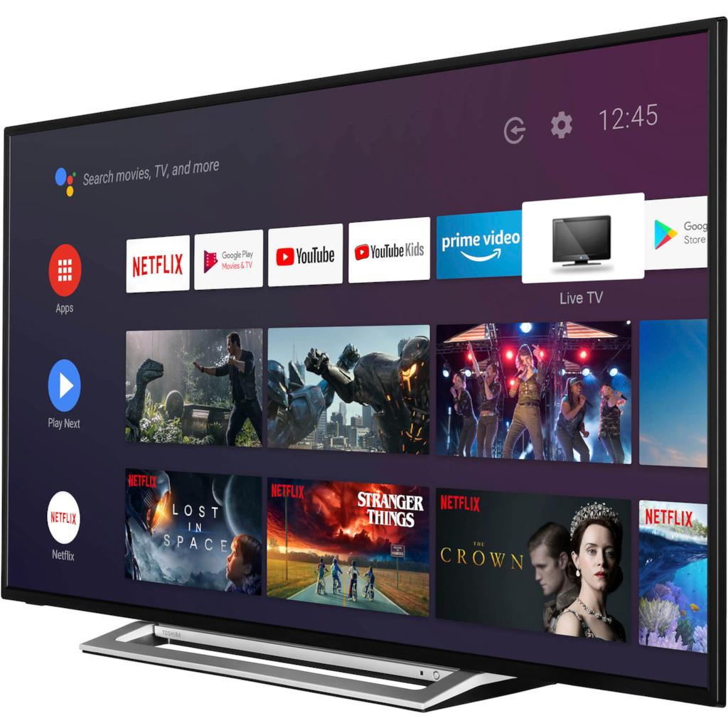 "Toshiba 58UA3A63DG, 58"" 4K Smart TV"