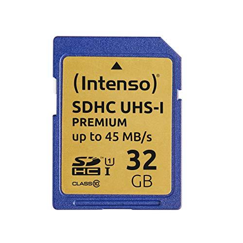 Intenso Premium R45 SDHC Karte, 32GB