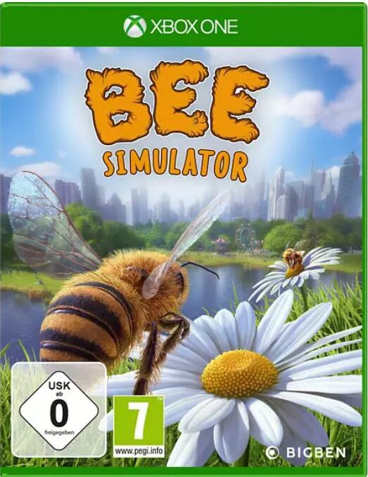 """""""Bee Simulator"""" (XBOX One) zum B(r)ummerpreis bei Media Markt"""