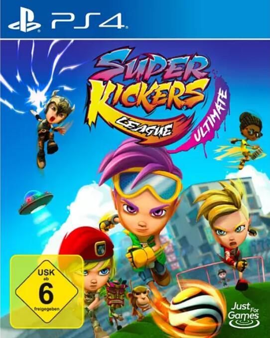 """Super Kickers League Ultimate"" 9,99€ (PS4) oder 16,99 (Switch) bei Media Martk zum Top(scorer)Preis"