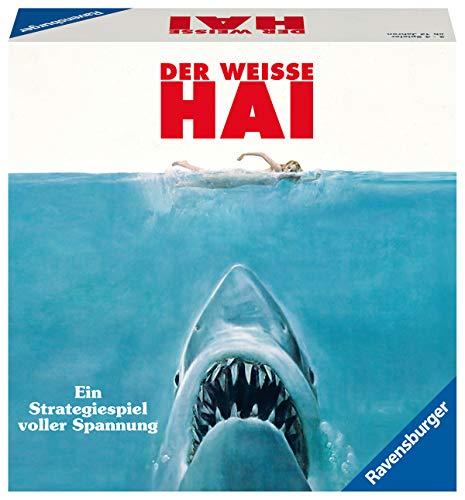 (AMAZON) Ravensburger Der weisse Hai - Spannendes Strategiespiel für Erwachsene und Kinder ab 12 Jahren