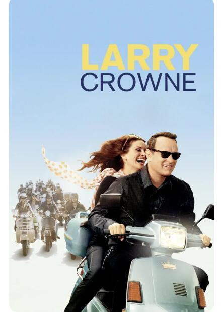 """""""Larry Crowne"""" mit Julia Roberts und Tom Hanks und """"Womit haben wir das verdient?"""" als Stream vom SRF"""
