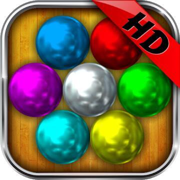 """""""Magnetic Balls HD"""" (Android) gratis im Google PlayStore - ohne Werbung / ohne InApp-Käufe - und 3 weitere Magnet Balls Games im Deal"""