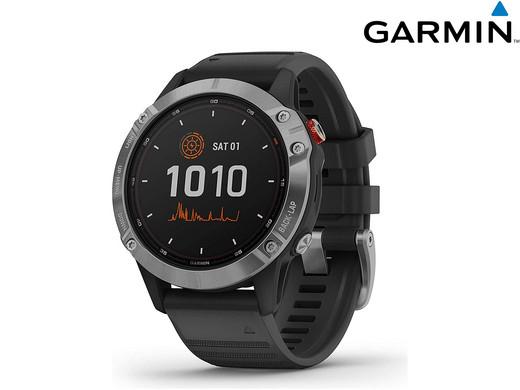 Garmin Fenix 6 Solar-Multisport-Smartwatch