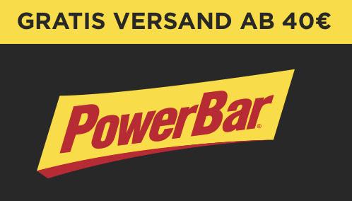 30% Rabatt auf alle Proteinprodukte bei Powerbar
