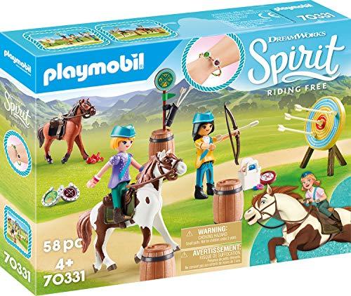 Playmobil 70331 DreamWorks Spirit Abenteuer im Freien