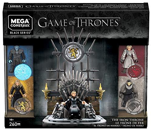 Game of Thrones - Der eiserne Thron (Mega Construx - Probuilder GKM68)