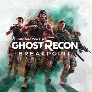 Ghost Recon: Breakpoint (XBOX / Playstation / Epic / Ubisoft Connect) kostenlos spielen vom 21.1. bis 25.1.