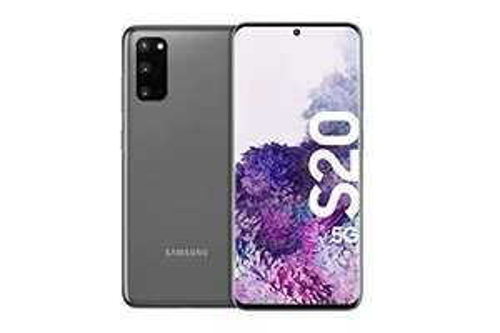Samsung Galaxy S20 5G Smartphone Bundle inkl. 36 Monate Herstellergarantie