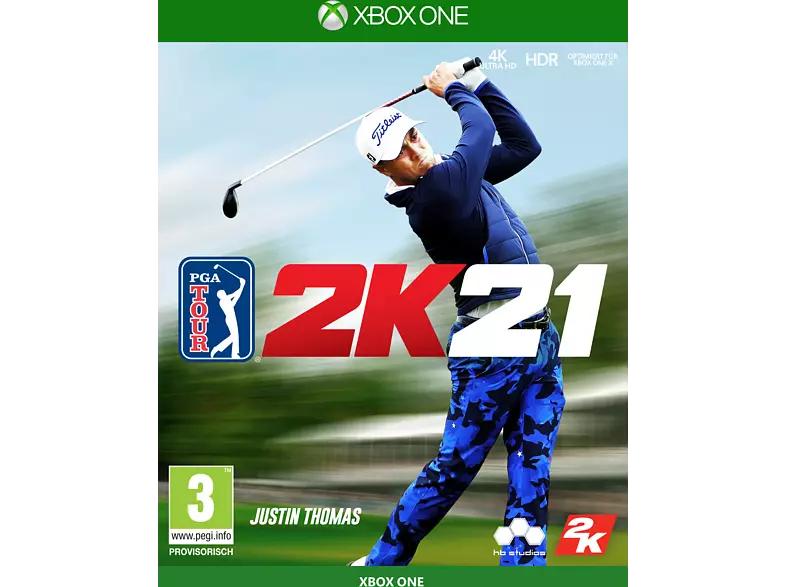 PGA TOUR 2K21 für Xbox One