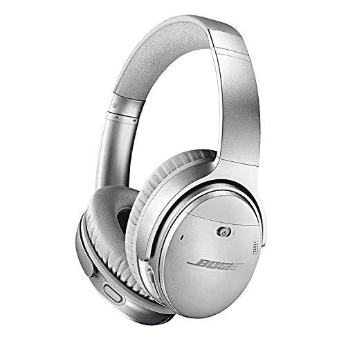 Bose QuietComfort II Bluetooth Kopfhörer, silber
