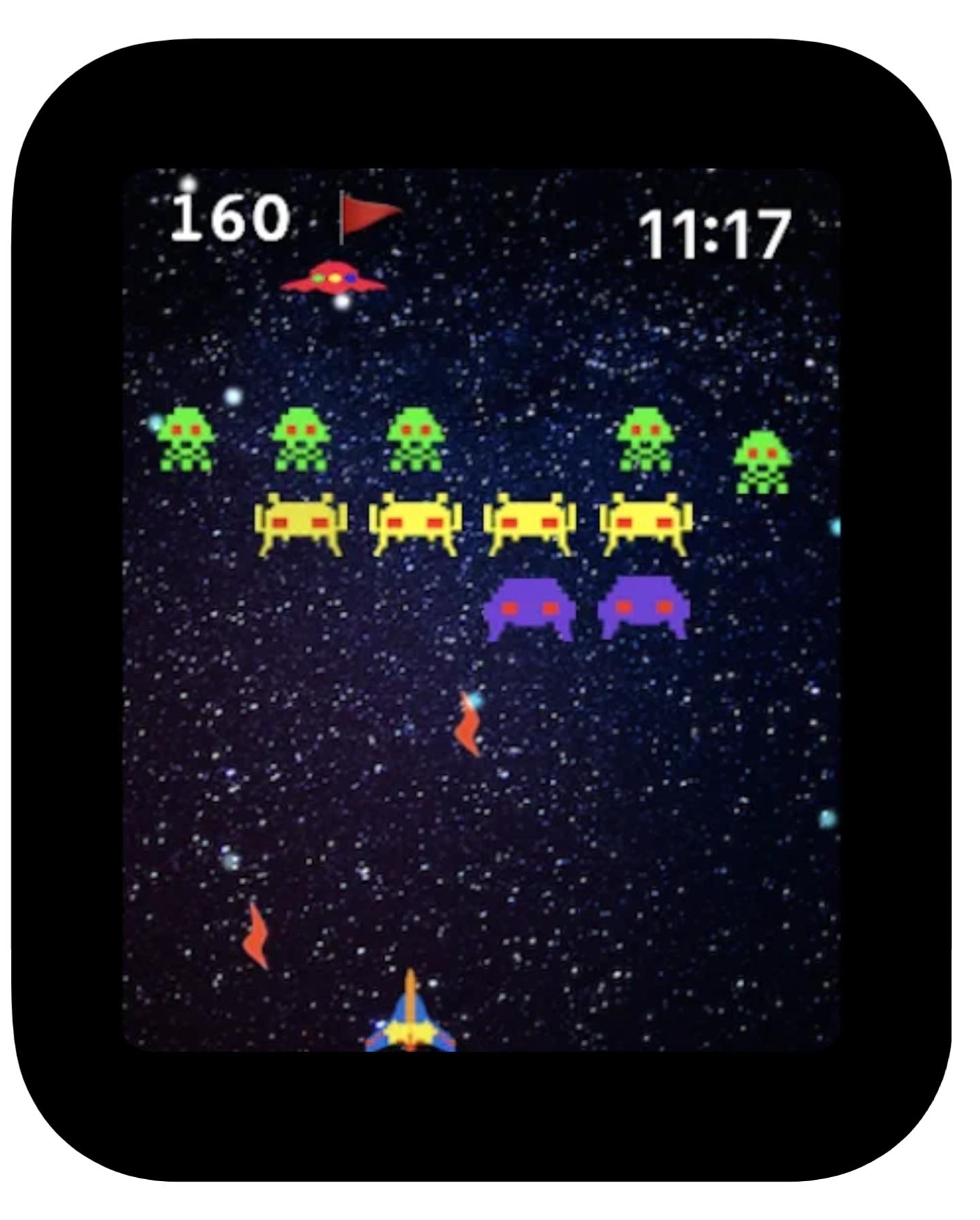 """iOS derzeit Spiel """"Galaxia 4"""" (ähnlich wie """"Space Invaders"""") gratis anstatt 0,99 Euro Cent"""