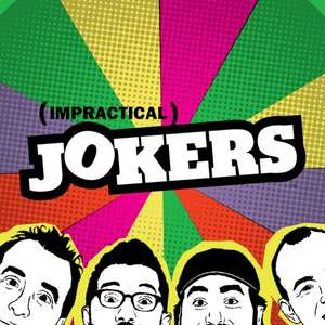 """Impractical Jokers Game - WHEEL OF DOOM"" (iOS) gratis im Apple AppStore - ohne Werbung / ohne InApp-Käufe -"