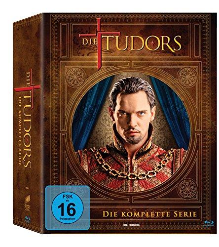 Die Tudors - Die komplette Serie [Blu-ray] [Limited Edition]