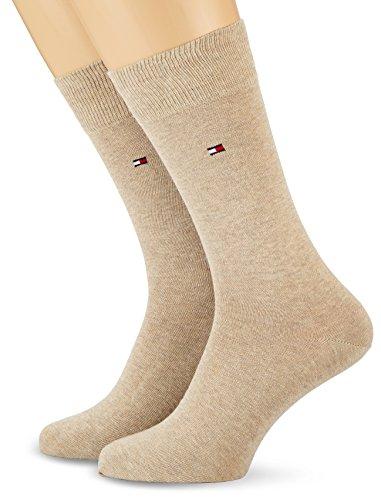 2x Tommy Hilfiger Socken (beige, 2x 2 Socken)