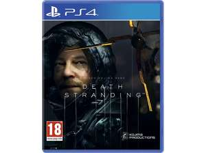"""Death Stranding"" und ""Predator: Hunting Grounds"" (Playstation) zum Bestpreis bei Media Markt"