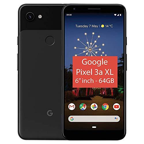 Google Pixel 3a XL just black
