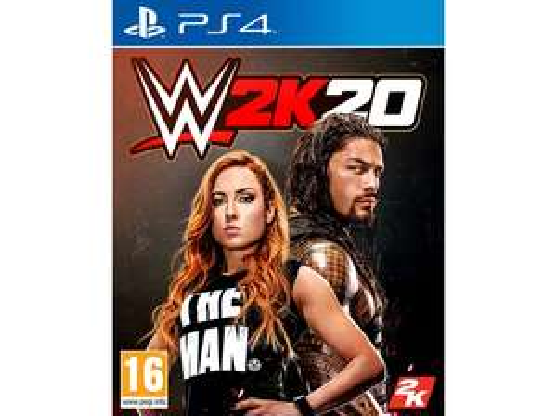 WWE 2K20 - (PlayStation 4) zum Bestpreis bei Media Markt
