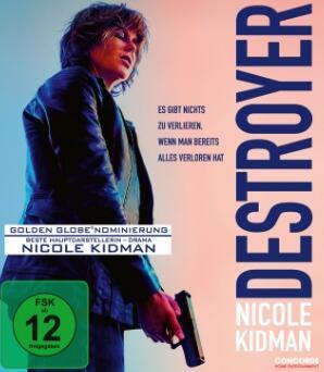"""""""Destroyer"""" mit Nicole Kidman als Stream vom SRF"""