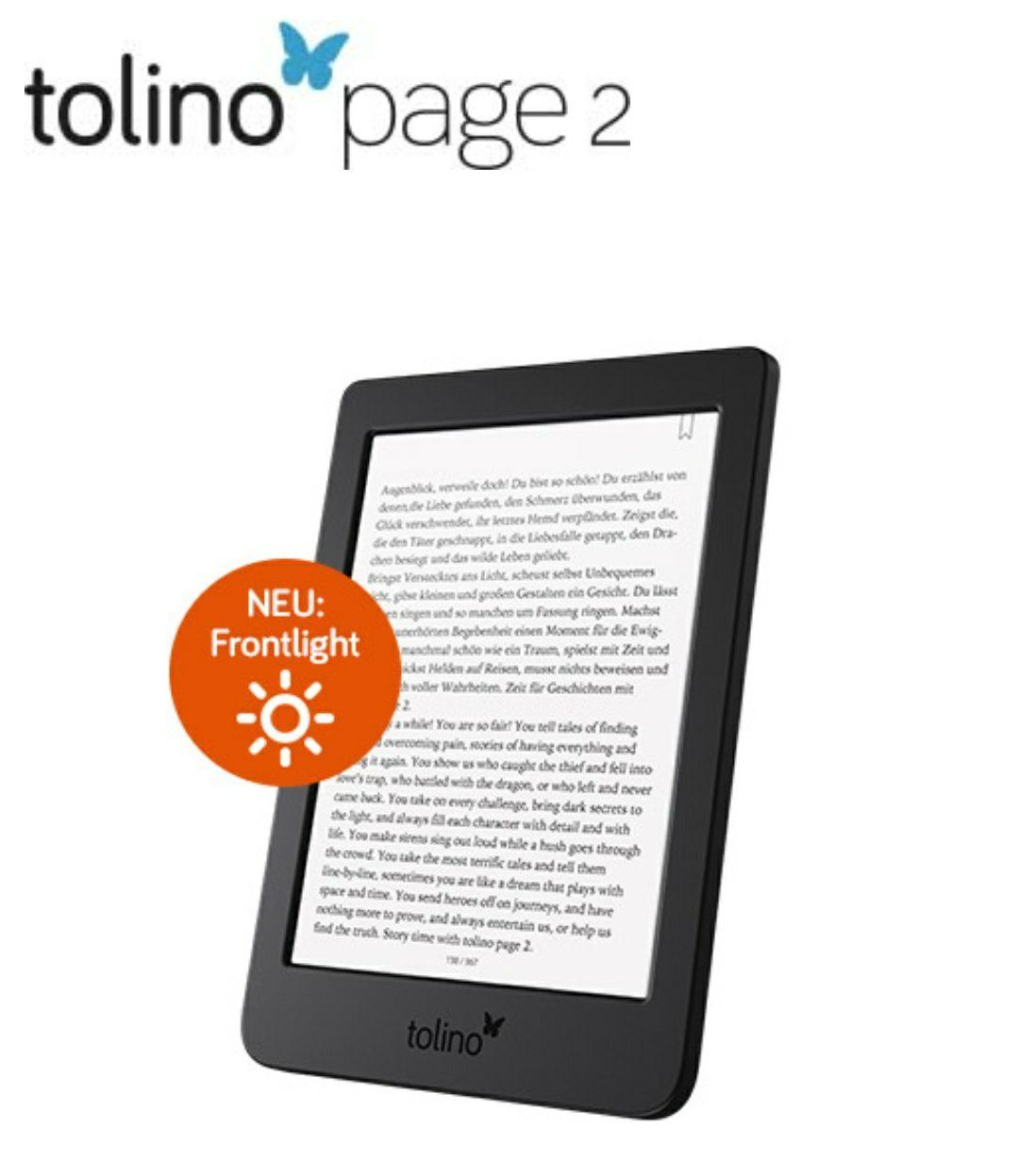 [Thalia] Tolino Page 2/ Shine 3 E-Reader im Angebot