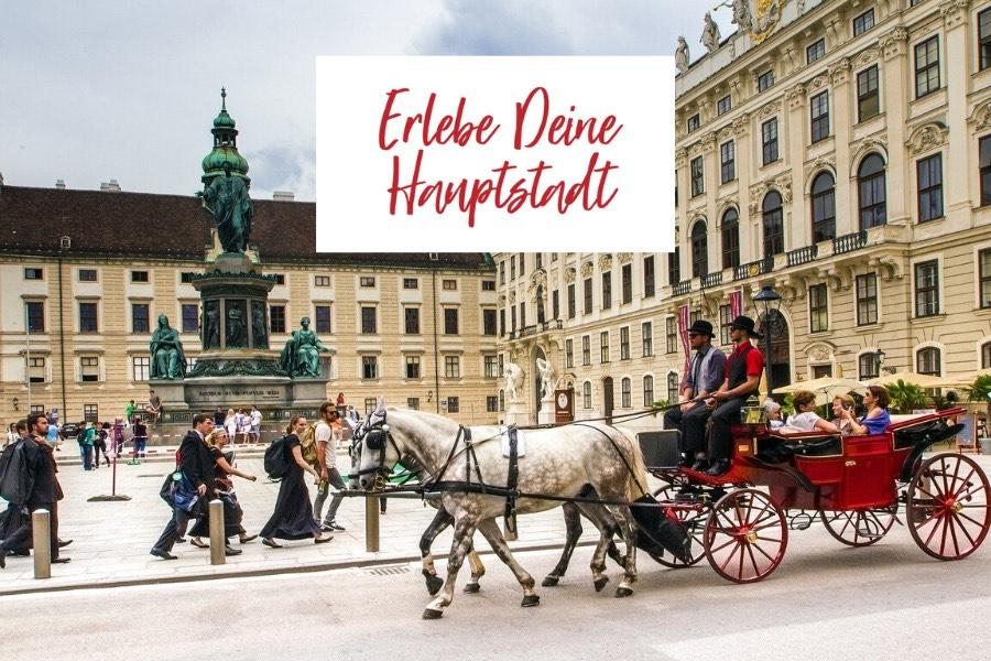 [ Lokal: Wien ] Erlebe deine Hauptstadt