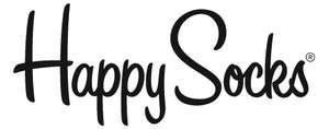 Happy Socks: 50% Rabatt + gratis Versand