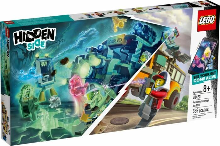 LEGO Hidden Side - Spezialbus Geisterschreck (70423) [Lokal Maximarkt Wels]
