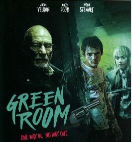 """""""Green Room"""" mit Patrick Stewart, als Stream vom SRF (FSK 18)"""