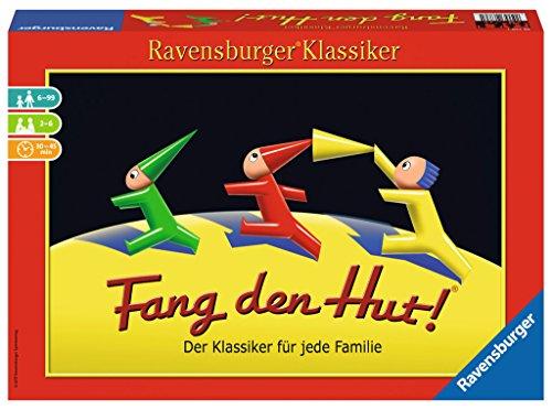 Ravensburger Spiele 26736 - Fang den Hut!