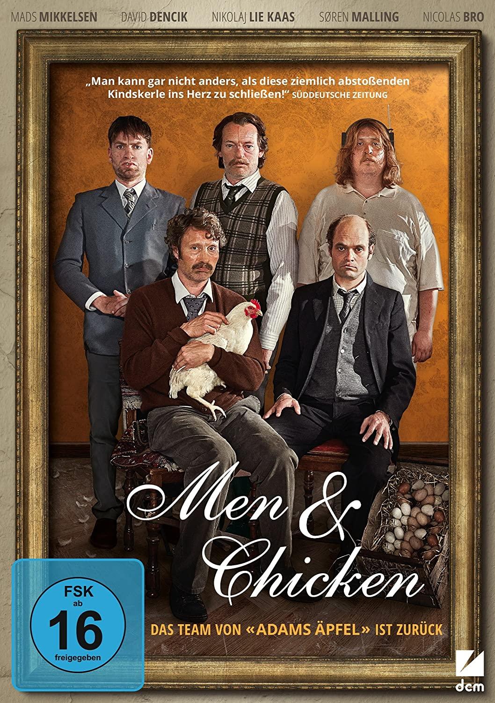 """""""Men & Chicken"""" mit Mads Mikkelsen, als Stream oder zum Herunterladen von ARTE"""
