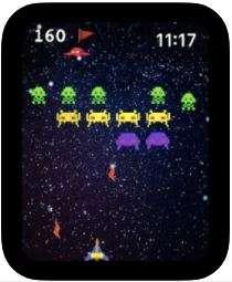 """iOS derzeit Spiel """"Galaxia 4"""" (ähnlich wie Space Invaders) gratis anstatt 0,99€"""