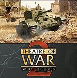 """""""Theatre of War 2 - Battle for Caen"""" (Windows PC) gratis auf IndieGala"""