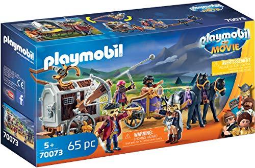 Playmobil The Movie - Charlie mit Gefängniswagen