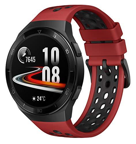 HUAWEI Watch GT 2e Smartwatch (SpO2-Monitoring,Herzfrequenz-Messung,Musik Wiedergabe,GPS,Fitness Tracker,5ATM wasserdicht)