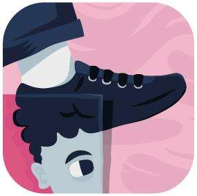 """Stepics"" (ioS) gratis im Apple AppStore - ohne Werbung / ohne InApp-Käufe -"