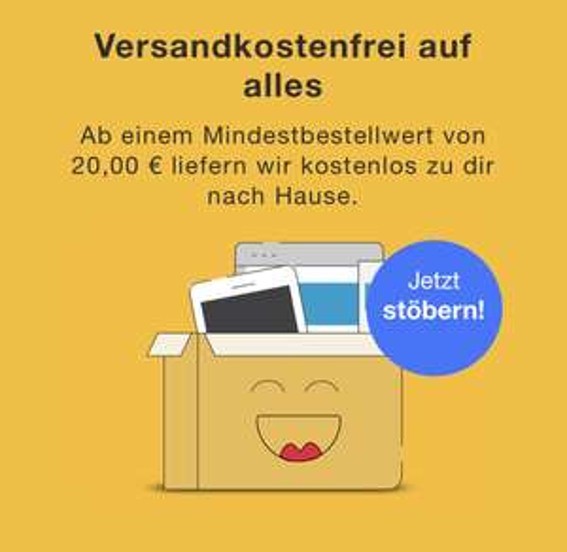 VSK sparen bei reBuy ab 20€