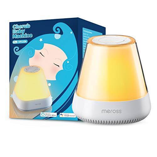 Meross Baby Smart Nachttischlampe mit Alexa & Google Unterstützung