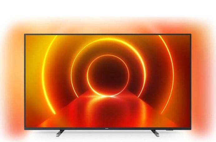 "Philips 75PUS7805 - 75"" 4K Smart TV mit Ambilight"