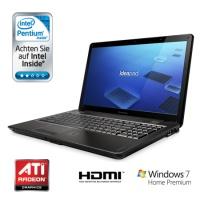 Lenovo IdeaPad U550 mit Windows 7 für 429€
