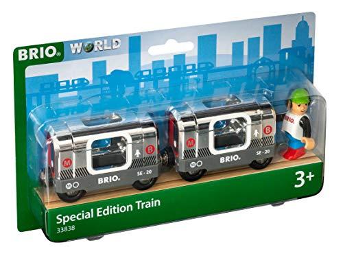 BRIO - Silberne U-Bahn, Special Edition (33838)