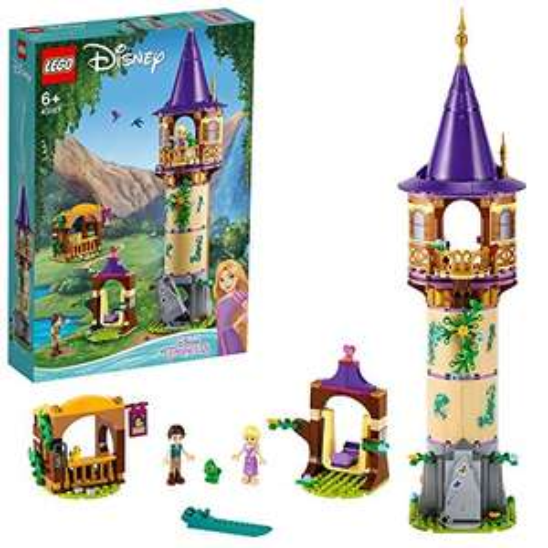 LEGO Disney Princess - Rapunzels Turm (43187)