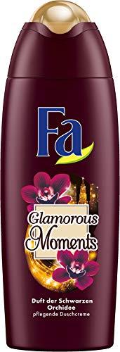 FA Duschgel 5 Stück Glamorous Moments mit Duft der Schwarzen Orchidee im Spar-Abo
