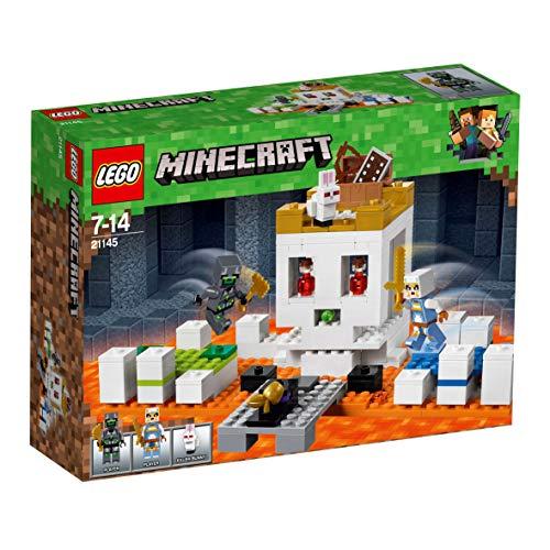 LEGO Minecraft - Die Totenkopfarena (21145)