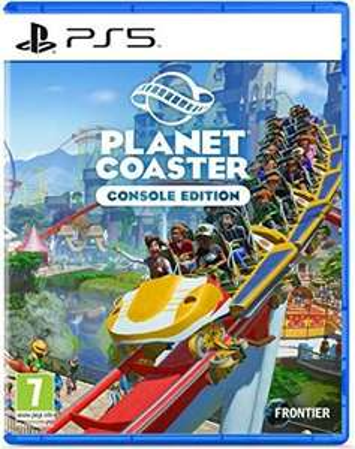 PS5 Only I Planet Coaster Bestpreis NEU
