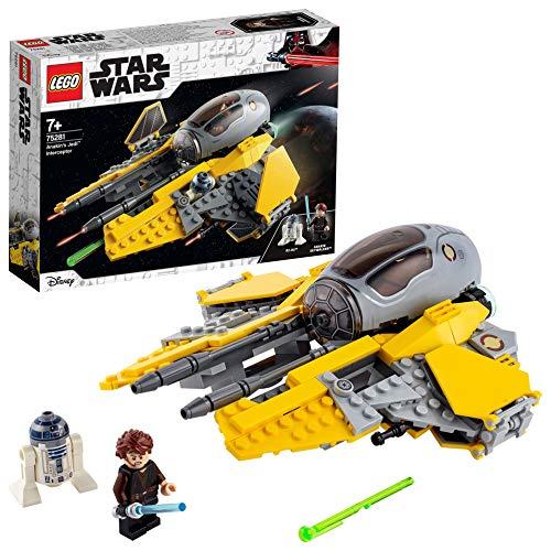 LEGO Star Wars Episoden I-VI - Anakins Jedi Interceptor (75281)