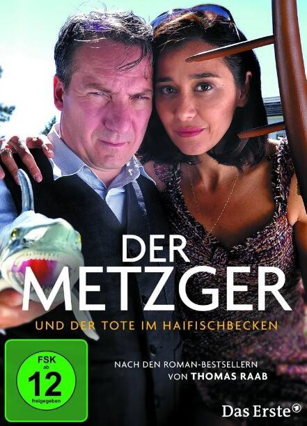 """""""Der Metzger und der Tote im Haifischbecken"""" und """"Der Metzger muß nachsitzen"""" gratis als Stream oder zum Herunterladen aus der ARD Mediathek"""