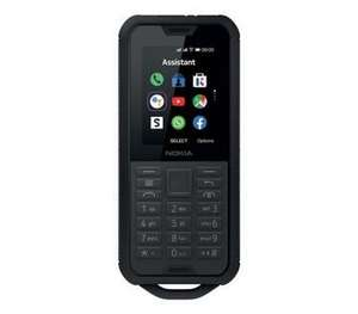 Nokia 800DS outdoor Schwarz