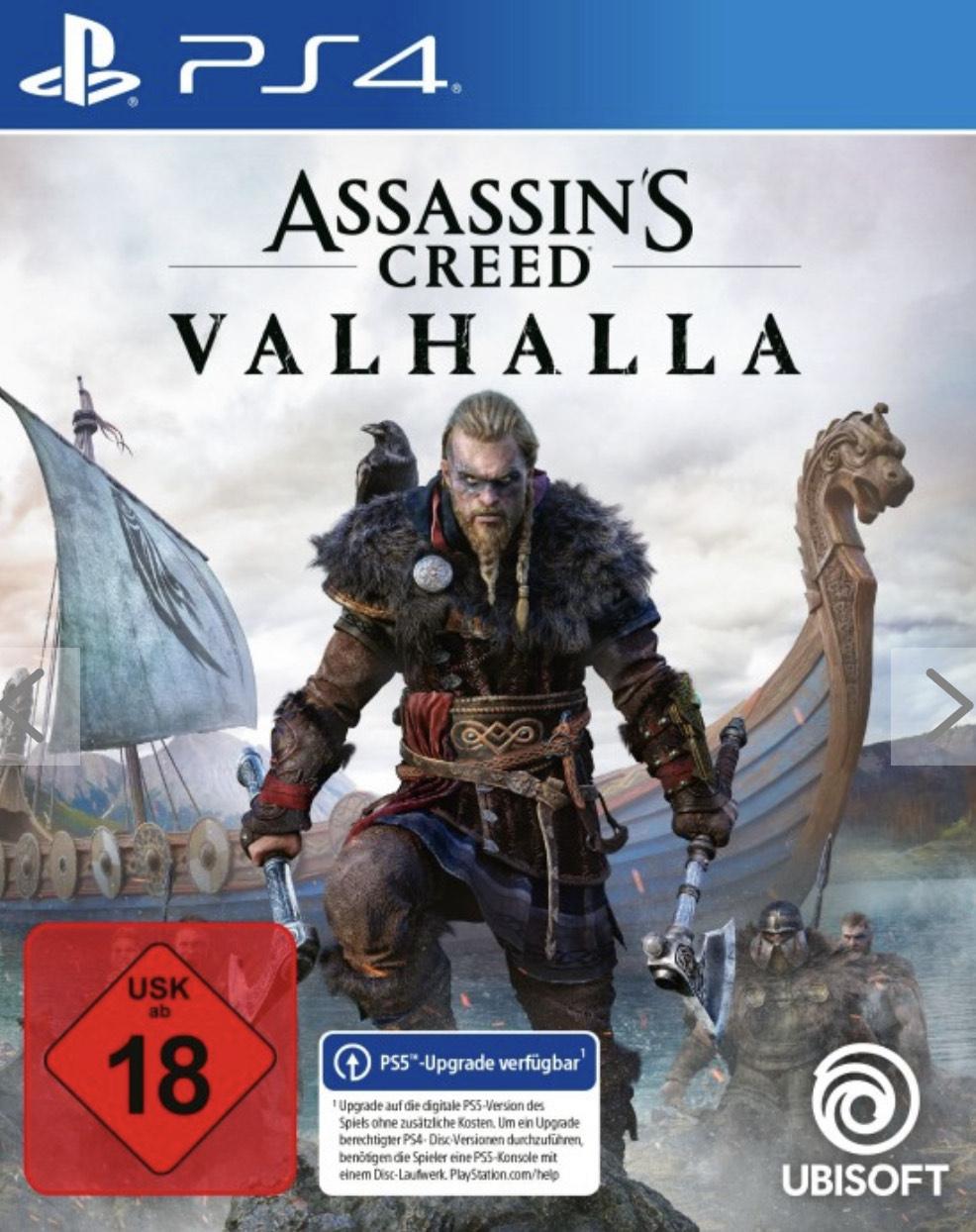 AC Valhalla (PS 4)